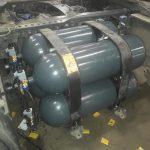 dieselgas nádrže