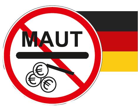 Osvobození od placení mýta v Německu